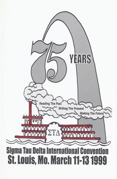 Sigma Tau Delta 1999 International Convention Program Cover