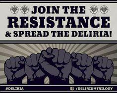 Spread the Deliria. #fanart #delirium #watchwigs www.youtube.com/wigs
