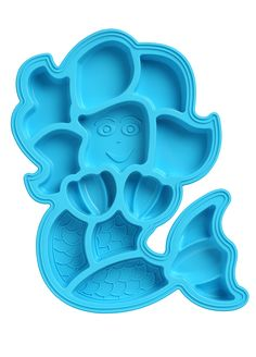 Wiltshire Bakeware Little Chef Jig Saw Mermaid Mould