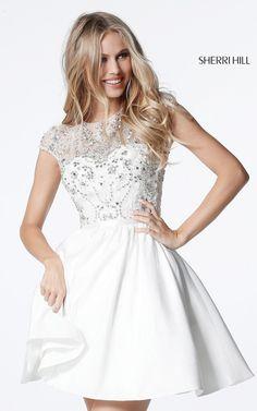 Sherri Hill 51207 Halter Black Long Prom Dress | FORMAL DRESSES ...