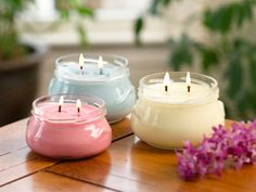 You can create your own candle scent! #DIY I want to try: coffee, chocolate,  rose, mint, lavender,  rosemary, cinnamon,  vanilla...
