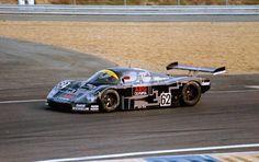 1988 Sauber C 9-88  Mercedes-Benz (4.973 cc.)  Klaus Niedzwiedz  Jochen Mass  Kenny Acheson