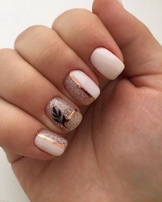 Extend style to your fingertips by using nail art designs. Donned by fashionable personalities, these nail designs will add immediate glamour to your outfit. Cute Nail Art Designs, Latest Nail Designs, Short Nail Designs, Gel Designs, Hair And Nails, My Nails, Short Nails Art, Nagel Gel, Stylish Nails