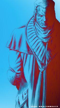 Storm Dogs by Doug Braithwaite *