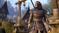 While PC gamers have had a chance to enjoy The Elder Scrolls Online for over a year now, Xbox One and PlayStation 4 gamers are still anxiously awaiting The Elder Scrolls MMO.