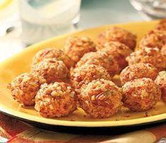 Pimiento cheese balls - 1 ww point plus