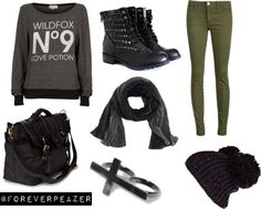"""""""Danielle Peazer inspired - A cold day"""" by foreverpeazer ❤ liked on Polyvore"""