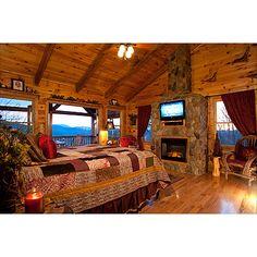 Three Springs Lodge, North Georgia Blue Ridge Mountains, $200/night