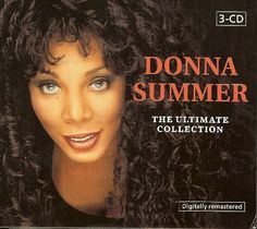 donna summer THE ULTIMATE COLLECTION album covers