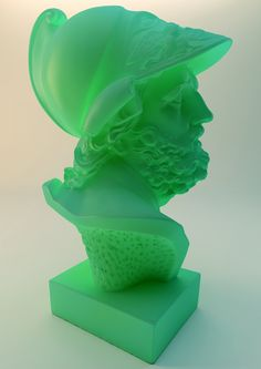 Render test of a SSS shader.  Software : Cinema 4D and Vray