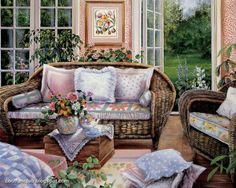 susan rios prints | beautiful paintings by the great artist Susan Rios, more paintings ...