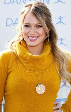 Hilary Duff 2012