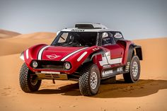 Covering over 6,000 miles, the Dakar Rally in South America is one of the hardest tests of man and machine in racing. MINI and the X-Raid rally team look to reclaim the Dakar crown they held for four straight years...