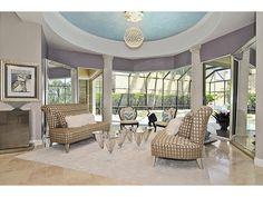 colors Living Room - Tiburon - Melinda Gunther Naples Realtor
