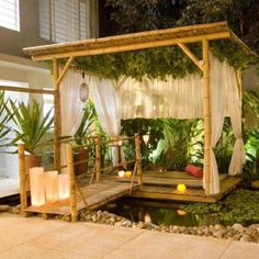 Creating Stunning Pergola Decorations Inspiring Ideas , A pergola has to be constructed to withstand the elements. A pergola may also be connected to the home to cover a deck or patio. Wooden pergolas also . Diy Pergola, Pergola Canopy, Outdoor Pergola, Wooden Pergola, Backyard Patio, Backyard Landscaping, Outdoor Decor, Pergola Ideas, Pergola Roof