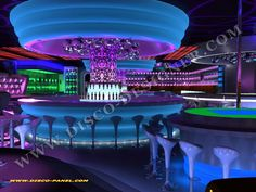 online store for nightclub designs- unique nightclub design ideas. Dance Floor Lighting, Club Lighting, Nightclub Bar, Nightclub Design, Lounge Design, Bar Lounge, Bar Image, Led Dance, Dubai