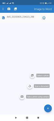 تطبيق تحويل النص في الصورة الى نص وورد Word قابل للتعديل تطبيق تحويل الصورة الى نص قابل للتعديل Image To Word Words Image