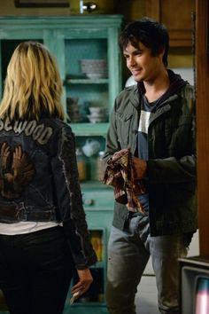 «Pretty Little Liars» - Hanna & Caleb