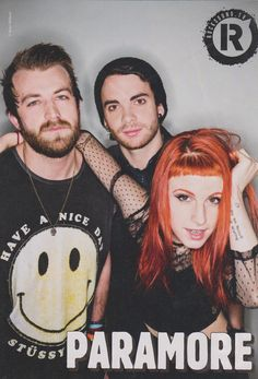 *m. Paramore