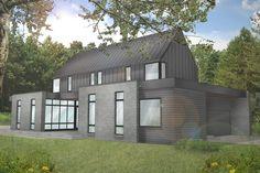 Laurel Contemporary   Massey Associates Architects