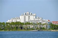 Grand Sandestin from the Bay located in the Sandestin Golf and Beach Resort, Florida 32550