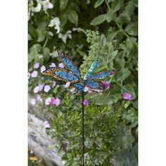 Smart Garden Dragonfly Delight Stake