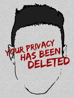Your privacy has been deleted. #MrRobot