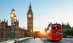 Descubre los encantos de la capital inglesa con vuelo de ida y vuelta desde Madrid o Barcelona