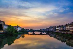 Firenze - tramonto   #TuscanyAgriturismoGiratola