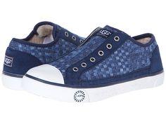 "Another cute denim shoe!!  UGG Laela Woven - ""Denim Denim"" $60.50 (MSRP $110) - Also in Black and Cream"