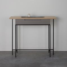 Savona console table by MannMade London