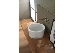 Sink, Bucket, Bathtub, Home Decor, Sink Tops, Standing Bath, Vessel Sink, Bathtubs, Decoration Home