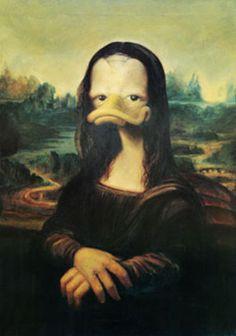 Outras caras para a Monalisa - Metamorfose Digital