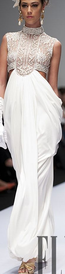 Pedro Loredo ~Latest Trendy Luxurious Women's Fashion - Haute Couture Pinned by www.TheWorthyWoman.com