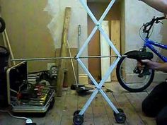 Homemade TV / Monitor Lift mechanism (Part one)).AVI - YouTube