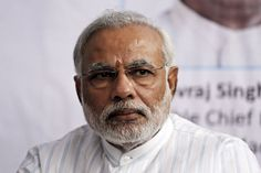 Narendra Modi signals solar revolution for power market in India, writes Bloomberg. Modi, is the chief minister of Gujarat and could become India's next Prime Minister at the next election. India Since Independence, Inspirational Birthday Wishes, Ashraf Ghani, Circus Clown, News India, Revolution, Funny Jokes, Marketing, People