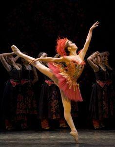 ballet firebird - Google Search
