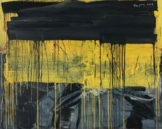 Tan Ping, Untitled, acrylic on canvas, 160 x 200 cm, 2013
