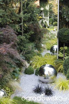 Ogród nie tylko bukszpanowy - część III - Forum ogrodnicze - Ogrodowisko Modern Gardens, Japan, Landscape, Gardening, Bath, Gardens, Plants, Contemporary Gardens, Patio