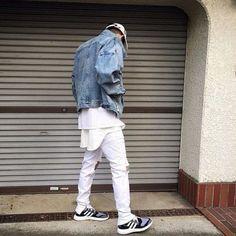春に向けても着られる!大人カジュアルなホワイトジーンズの上品着こなし術-STYLE HAUS(スタイルハウス)