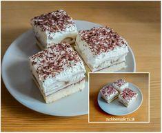 Krispie Treats, Rice Krispies, Tiramisu, Food And Drink, Sweet, Ethnic Recipes, Bohemian, Candy, Tiramisu Cake