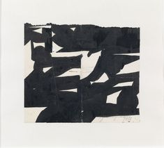 Available for sale from Susan Sheehan Gallery, Jack Youngerman, Black White Ink and gouache on paper, 4 × 4 in Artwork, Ink, Black And White, Art, Abstract, Art Dealer, Jack, Artsy, Gouache