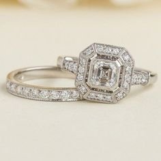 Fine Rings 18k Or Blanc Certifié Gia Coupe Coussin Anneau Fiançailles Diamant 2.60 Carat Grade Products According To Quality