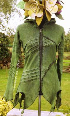 Sage Green pixie jacket