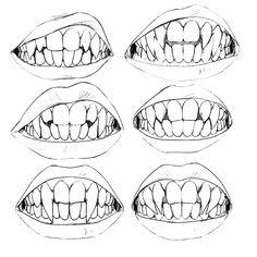 Vampire Teeth by Ronja Melin