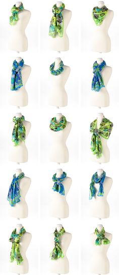 schal binden kunstvolle techniken Scarves - Fashion Tips From Solid Color Scarves In wintry weather, Ways To Wear A Scarf, How To Wear Scarves, Tie Scarves, Scarfs, Hermes Scarves, Looks Style, Style Me, Scarf Knots, Fashion Beauty