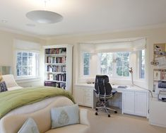 Traditional Bedroom Teenage Girl Room Design, Pictures, Remodel, Decor and Ideas