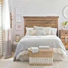 Nice Get Your Bedroom Summer Ready With These Easy Updates From Ideal Home.
