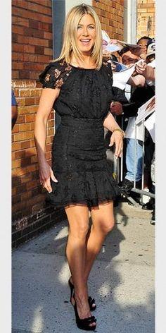 Jennifer Aniston in Nina Ricci