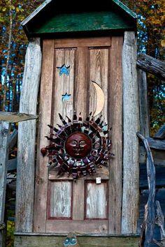 antique front doors | 20 Antique Metal and Wood Exterior Doors Bringing Charm of Unique ...